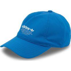 Czapka z daszkiem adidas - Nmd Cap DH3249 Lusblu. Niebieskie czapki z daszkiem damskie Adidas, z elastanu. Za 99,95 zł.