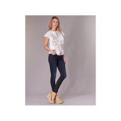 Bluzki Desigual  WATILI. Białe bluzki damskie marki Desigual, l. Za 194,25 zł.