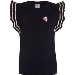 T-shirty chłopięce z nadrukiem: Scotch R'Belle SAILOR BRETON Tshirt z nadrukiem navy