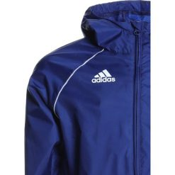 Adidas Performance CORE Kurtka hardshell dkblue/white. Czerwone kurtki dziewczęce sportowe marki adidas Performance, m. Za 149,00 zł.