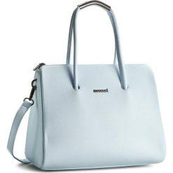 Torebka MONNARI - BAG2820-012 Blue. Niebieskie torebki klasyczne damskie Monnari, ze skóry ekologicznej, duże. W wyprzedaży za 149,00 zł.