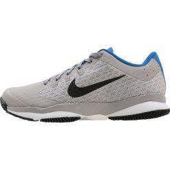 Nike Performance AIR ZOOM ULTRA Obuwie do tenisa Outdoor atmosphere grey/black white/blue/vast grey. Czarne buty do tenisa męskie marki Asics. W wyprzedaży za 341,10 zł.