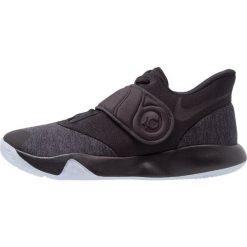 Nike Performance KD TREY 5 VI Obuwie do koszykówki black/dark grey/clear. Czarne buty skate męskie Nike Performance, z materiału. Za 419,00 zł.