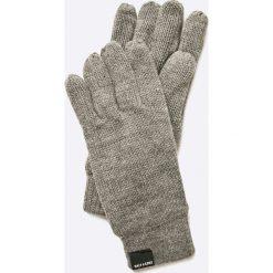 Only & Sons - Rękawiczki. Szare rękawiczki męskie Only & Sons, z dzianiny. W wyprzedaży za 49,90 zł.
