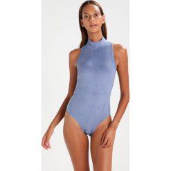 Undress Code BE FEARLESS Body blue. Niebieskie bluzki body Undress Code, z elastanu. Za 359,00 zł.