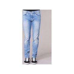 Jeansy straight leg Pepe jeans  SPIKE. Niebieskie jeansy męskie marki Pepe Jeans. Za 395,10 zł.