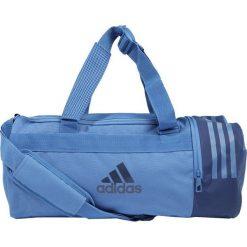 Torby podróżne: Adidas Torba CVRT 3S DUF niebieska  (CF3294)