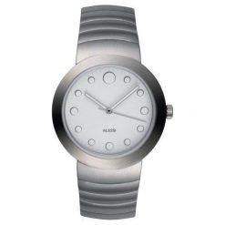 Zegarek Watch.it stalowa bransoletka. Szare bransoletki męskie Alessi, ze stali. Za 1330,00 zł.