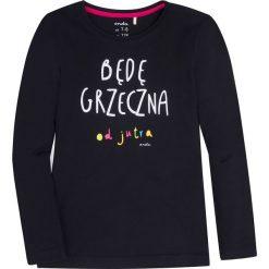 Bluzki dziewczęce bawełniane: Endo - Bluzka dziecięca 134-164 cm