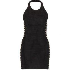 Sukienki: Missguided PEACE + LOVE  Sukienka koktajlowa black