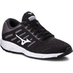 Buty MIZUNO - Ezrun J1GF183801 Czarny. Niebieskie buty do biegania damskie marki Salomon, z gore-texu, na sznurówki, gore-tex. W wyprzedaży za 199,00 zł.
