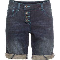 Szorty dżinsowe bonprix ciemny denim. Szare szorty jeansowe damskie marki Sinsay. Za 129,99 zł.