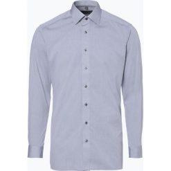 Finshley & Harding - Koszula męska łatwa w prasowaniu, szary. Czarne koszule męskie non-iron marki Finshley & Harding, w kratkę. Za 89,95 zł.