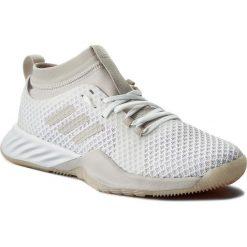 Buty adidas - CrazyTrain Pro 3.0 W CG3480 Ftwwht/Chapea/Hireor. Szare buty do fitnessu damskie marki KALENJI, z gumy. W wyprzedaży za 299,00 zł.