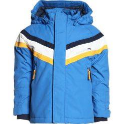 Didriksons Kurtka snowboardowa indigo blue. Niebieskie kurtki chłopięce sportowe marki bonprix, z kapturem. W wyprzedaży za 284,25 zł.