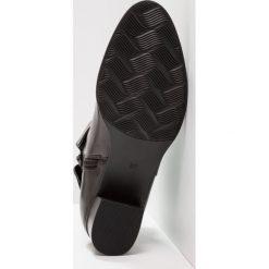 Everybody Ankle boot schwarz. Czarne botki damskie na zamek Everybody, z materiału. Za 599,00 zł.