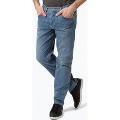 Jeansy męskie regular: BRAX - Jeansy męskie – Cooper Denim, niebieski