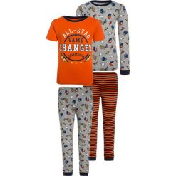 Bielizna chłopięca: Carter's PIECE 2 PACK  Piżama orange