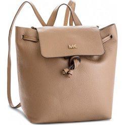 Plecak MICHAEL MICHAEL KORS - Junie 30T8TX5B2L Truffle. Brązowe plecaki damskie MICHAEL Michael Kors, ze skóry. W wyprzedaży za 899,00 zł.