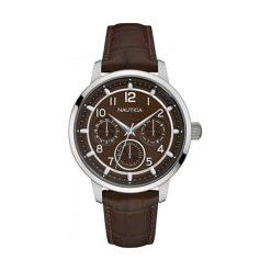 """Zegarki męskie: Zegarek """"NAD13547G"""" w kolorze brązowym"""