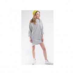 Sukienka z zamkiem SL2158. Niebieskie sukienki asymetryczne marki bonprix, na spacer, na lato, w koronkowe wzory, z bawełny. Za 118,00 zł.