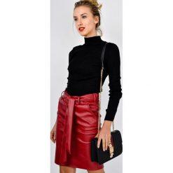 Spódniczki: Spódnica z kokardą