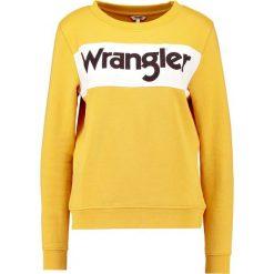 Bluzy damskie: Wrangler LOGO Bluza honey gold