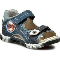 Sandały chłopięce: Sandały LASOCKI KIDS - CI12-TRUCK-08 Granatowy
