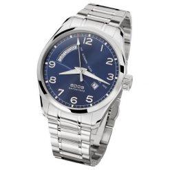 ZEGAREK EPOS Passion 3402.142.20.36.30. Niebieskie zegarki męskie EPOS, ze stali. Za 5800,00 zł.