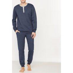 Piżamy męskie: Piżama z moltonu