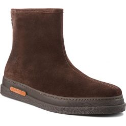 Kozaki GANT - Josef 17643827 Dark Brown G46. Brązowe buty zimowe męskie marki GANT, ze skóry. Za 659,90 zł.