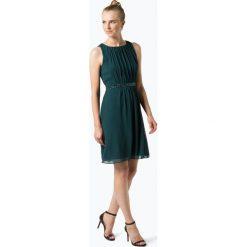 Marie Lund - Damska sukienka wieczorowa, niebieski. Niebieskie sukienki balowe Marie Lund, z szyfonu. Za 579,95 zł.