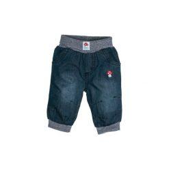 SALT AND PEPPER Baby Glück Boys Spodnie jeans blue denim. Niebieskie chinosy chłopięce Salt and Pepper, z bawełny. Za 89,00 zł.