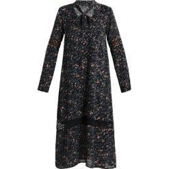 Długie sukienki: one more story Długa sukienka black/multicolored
