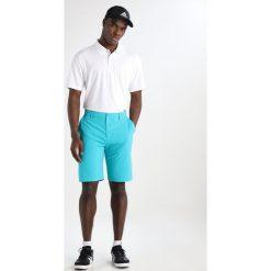 Adidas Golf DOBBY SHORT Krótkie spodenki sportowe eneblu. Niebieskie spodenki sportowe męskie adidas Golf, z elastanu, sportowe. Za 379,00 zł.
