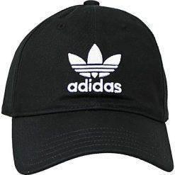 Czapki damskie: Adidas Czapka z Daszkiem Damska Trefoil Cap BK7277 Czarna r. L