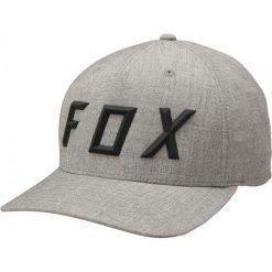 FOX Czapka Z Daszkiem Sonic Moth S/M Szara. Szare czapki z daszkiem męskie marki FOX, z bawełny. Za 131,00 zł.
