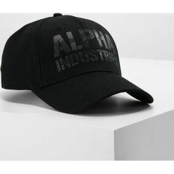 Czapki męskie: Alpha Industries CAMO Czapka z daszkiem black