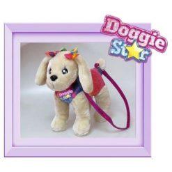 Przytulanki i maskotki: Torebka / maskotka – golden retriever Doggie Star (DS-04)