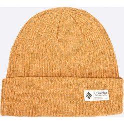 Columbia - Czapka. Różowe czapki zimowe męskie Columbia, na zimę, z dzianiny. W wyprzedaży za 84,90 zł.
