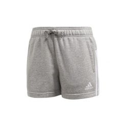 Szorty i Bermudy Dziecko adidas  Szorty Essentials 3-Stripes Mid. Szare spodenki chłopięce Adidas. Za 89,95 zł.