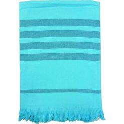 """Kąpielówki męskie: Fouta """"Peppy"""" w kolorze błękitnym – 170 x 90 cm"""