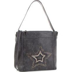 Torebka NOBO - NBAG-F1910-C019 Szary. Szare torebki klasyczne damskie Nobo, ze skóry ekologicznej, duże. W wyprzedaży za 159,00 zł.