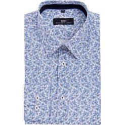 Koszula SIMONE10D KDBS000059. Czarne koszule męskie na spinki marki TOM TAILOR DENIM, l, z bawełny, button down, z długim rękawem. Za 199,00 zł.