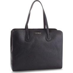 Torebka COCCINELLE - DQ0 Lulin Soft DQ0 11 01 01 Noir 001. Brązowe torebki klasyczne damskie marki Coccinelle, ze skóry. Za 1249,90 zł.