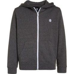 Element CORNELL BOY Bluza rozpinana charcoal heather. Szare bluzy chłopięce rozpinane marki Element, z bawełny. W wyprzedaży za 167,20 zł.
