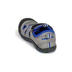 Sandały sportowe Dziecko  Kangaroos  KANGA SPEED 5. Szare buty sportowe chłopięce KangaROOS. Za 111,30 zł.