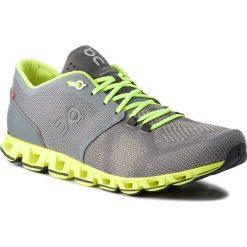 Buty sportowe męskie: Buty ON – Cloud X 000020 Grey/Neon 4300