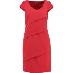 Sukienki hiszpanki: comma Sukienka letnia red
