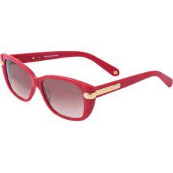 """Okulary przeciwsłoneczne damskie aviatory: Okulary przeciwsłoneczne """"SR7679F03"""" w kolorze czerwonym"""